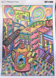 Leeds In Colour competition winner Louisa Wirtz